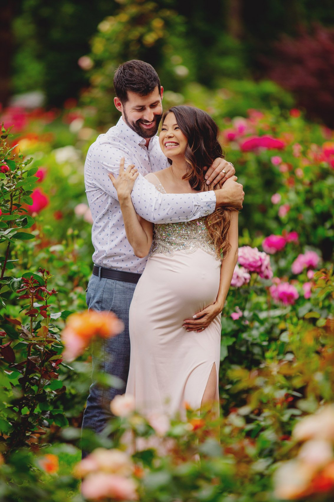Portland family maternity photography by liz wade