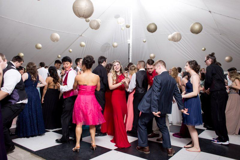 Rex Putnam 2016 Prom at Abernethy Center in Oregon City