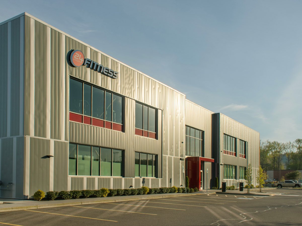 Professional Commercial Real Estate Photography - Portland